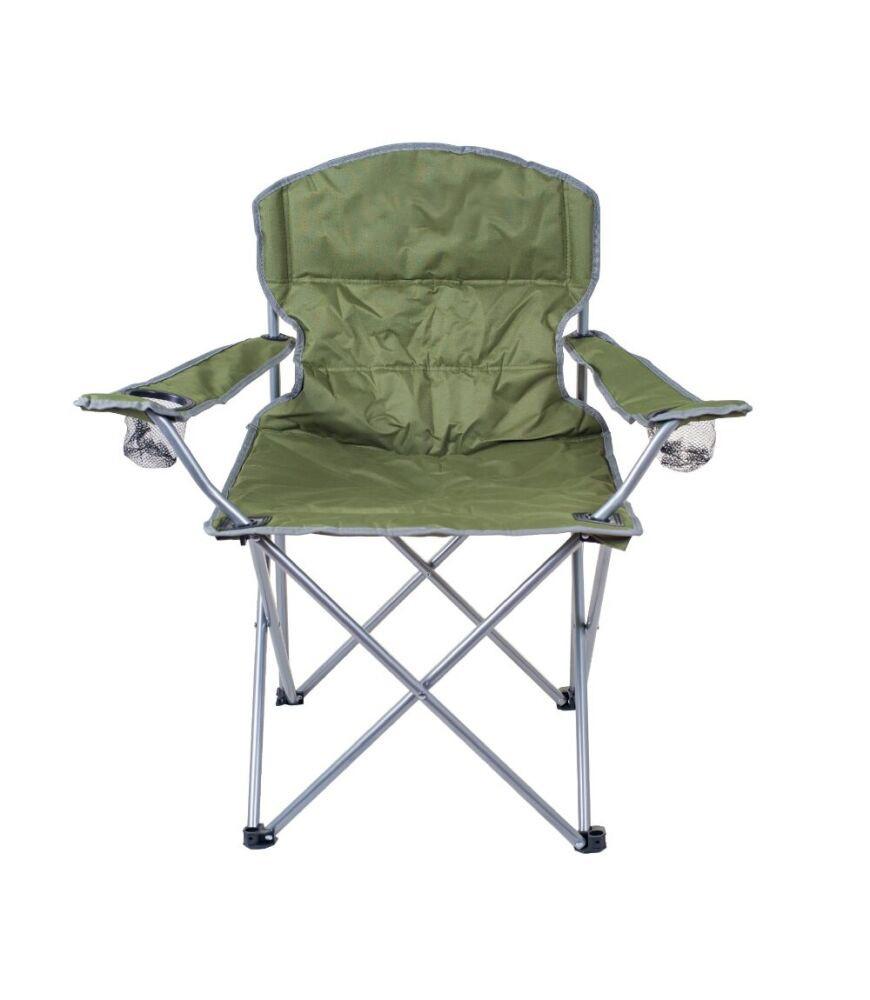 Складное кресло Ranger Rshore Темно-зеленый