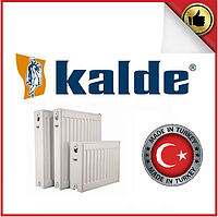 Стальной радиатор Kalde тип 22 500/500 Турция (боковое подключение)