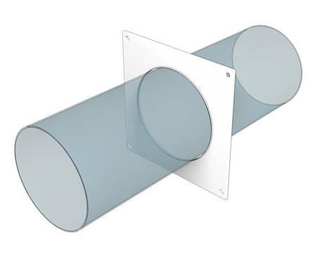 Накладка торцева Ера ABS-пластик 125 мм (60-441), фото 2