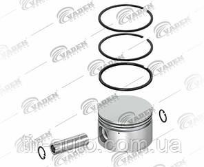 Поршень компрессора с кольцами MAN F 2000; TGA ( STD 90,00 мм ) ( VADEN ) 7000902100-VDN