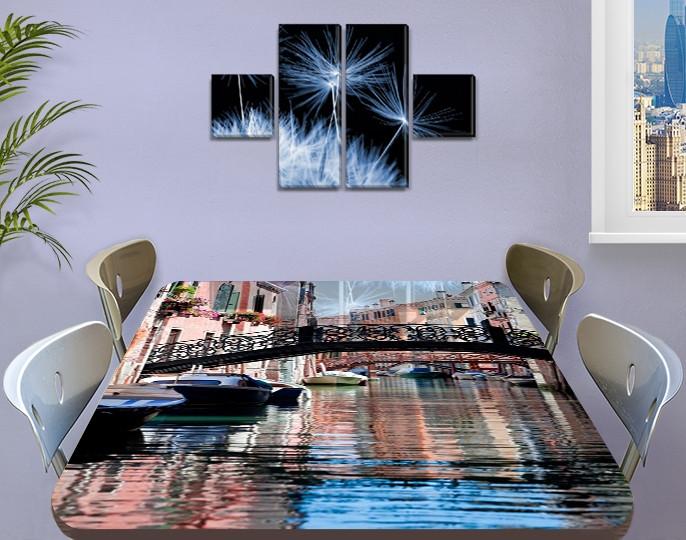 Оклейка мебели пленкой, 60 х 100 см