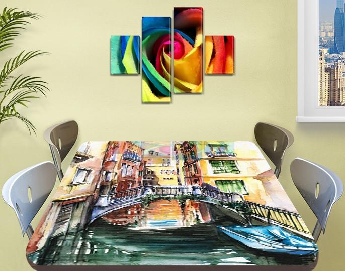 Пленка для мебели самоклеющаяся, 60 х 100 см