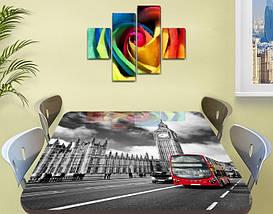 Самоклеющаяся пленка пвх для мебели, 60 х 100 см, фото 3