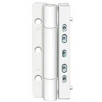 Петля дверная Simonswerk Siku RB 5015 3D белая (Германия), фото 1