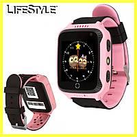 Детские Умные часы с GPS Smart Baby Watch Q528 / Смарт часы для детей