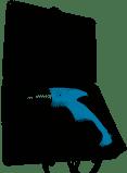 Аккумуляторная отвертка (алюминеевый кейс с набором насадок) (600 AS 3.6) KRAISSMANN