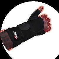 Бандаж Dr.Frei на променево-зап'яст суглоб з фіксацією вел. пальця (прав., лів.) S8555