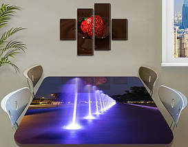 Наклейки для декора интерьера, 60 х 100 см, фото 3