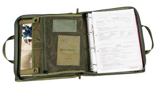 Сумка для документів Tasmanian Tiger File Server A4 Cub, фото 2