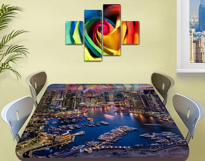 Дизайнерская виниловая пленка для мебели, 60 х 100 см