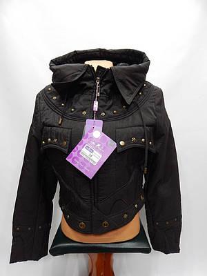 Куртка жіноча демісезонна коротка SNOW BEAUTY р. 42-44 001GK