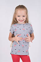 Детская футболка  110, 116, 122, 128