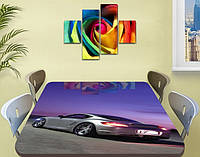 Оклейка мебели виниловой пленкой, 70 х 120 см