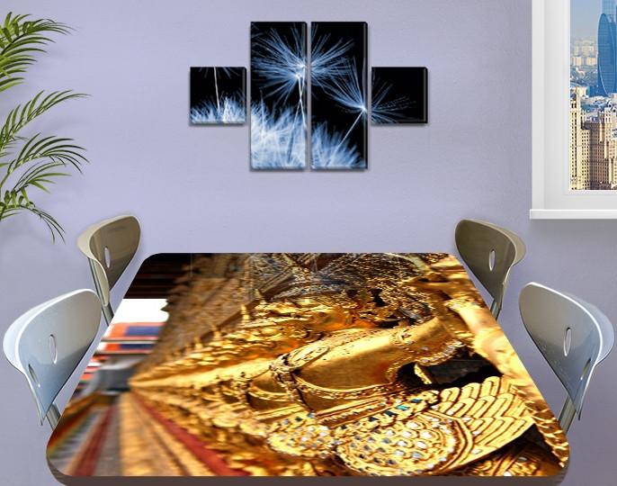 Самоклеющаяся декоративная пленка на стекло, 60 х 100 см