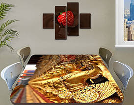 Самоклеющаяся декоративная пленка на стекло, 60 х 100 см, фото 3
