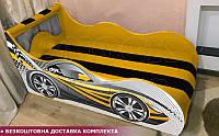 Кровать машина ДРИФТ Hipe Drive  комплект от 1500х700, фото 1