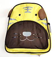 Детский рюкзак для дошкольника собачка