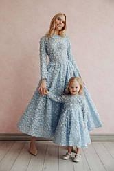Фемили лук для дочки и мамы