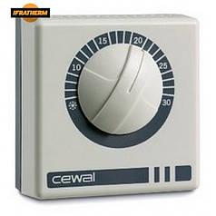 Механический комнатный регулятор температуры Cewal RQ 10