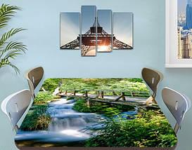 Обклеювання меблів вінілової плівкою, 60 х 100 см, фото 3