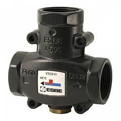 "Нагрузочный клапан ESBE VTC 511 (55°С DN25 1"")"