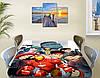 Детская наклейка на стол Железный человек самоклеющаяся интерьерная пленка для декора, красный 60 х 100 см, фото 4