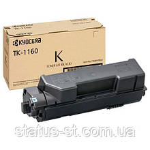 Заправка картриджа Kyocera TK-1160 для принтера Kyocera Ecosys P2040dn