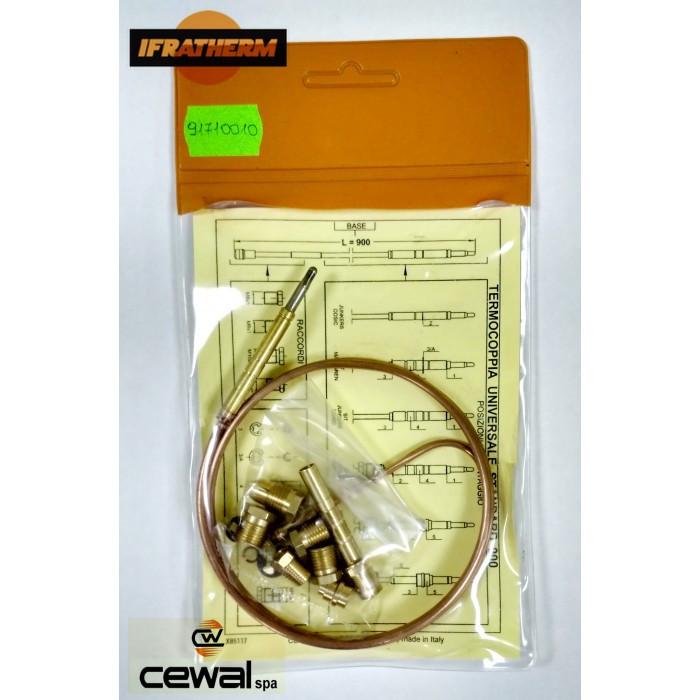 Термопара универсальная Cewal TU Standard (900mm)