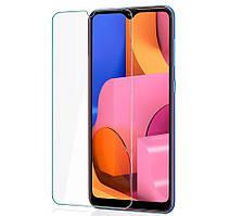 Защитное стекло CHYI для Samsung Galaxy A20s (A207) 0.3 мм 9H в упаковке