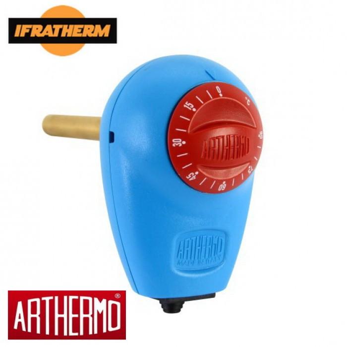 """Термостат погружной ARTHERMO ARTH100 (0/90 ⁰C, 1/2""""x100мм)"""