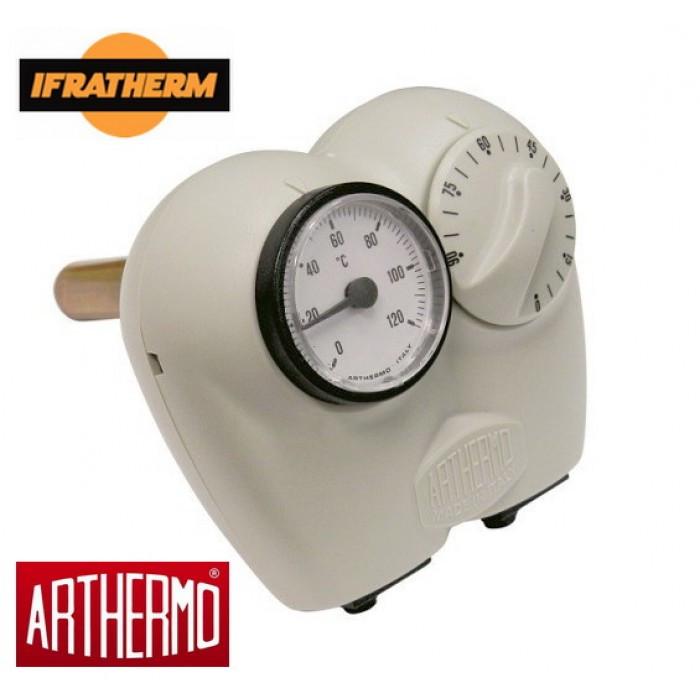 Термостат-термометр ARTHERMO MULTI402 (0-90°/0-120°, L-100 мм)