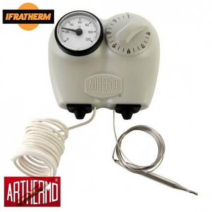 Термостат-термометр ARTHERMO MULTI405 (0-90°/0-120°, L-1500 мм), фото 2