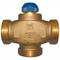 """Трехходовой термостатический клапан HERZ CALIS-TS-RD DN32 1 1/4"""""""