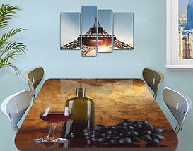 Защитная пленка на стеклянный стол, 60 х 100 см, фото 2