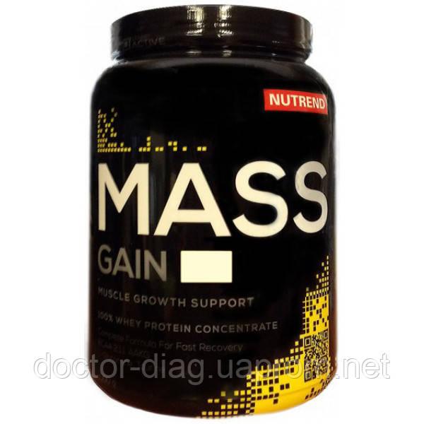 Nutrend Гейнер Nutrend Mass Gain, 1000г (ваниль)
