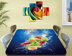 Пленка для стеклянного стола, 60 х 100 см, фото 3