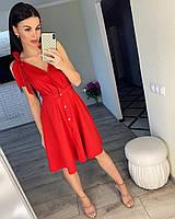 """Стильное платье """" Завязки """" Dress Code, фото 1"""