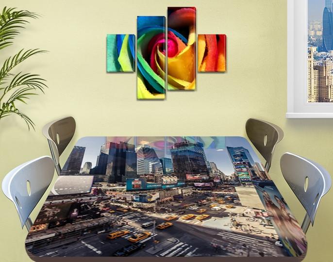 Самоклейка на мебель, 60 х 100 см