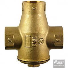 """Трехходовой термосмесительный клапан REGULUS TSV3B DN25 1"""" 55°С"""