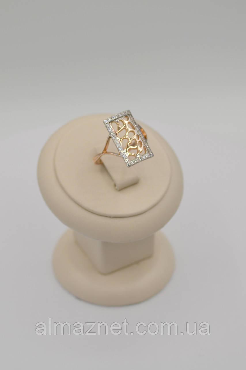 Золотое кольцо без накладок Византийское №2