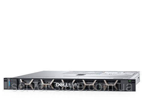 Сервер Dell PE R340 (210-R340-2286G) - Intel Xeon E-2276G, 6 Cores, 12Mb Cache, up to 4.90GHz