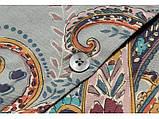 Піжама жіноча бавовняна на гудзиках. Комплект для дому, сну з довгим рукавом, р. M (блакитний), фото 9
