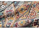 Піжама жіноча бавовняна на гудзиках. Комплект для дому, сну з довгим рукавом, р. M (блакитний), фото 10