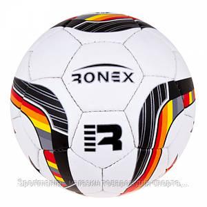 Мяч футбольный Grippy Ronex/Miter №5 (RXG-16-3MTR) Распродажа!