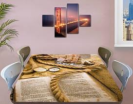 Самоклеющаяся пленка на стекло, 60 х 100 см, фото 2