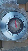 Диск гальмівний Mercedes Actros, Axor, Schmitz 430*133 передній/задній 10 болтів (вентильований), фото 1