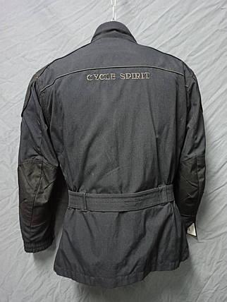 Мотокуртка CYCLE SPIRIT б/у текстиль, фото 2