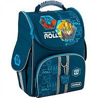 Рюкзак (ранец) Kite школьный каркасный мод 501 Transformers TF20-501S-2