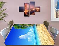 Наклейки для дизайна интерьера, 60 х 100 см