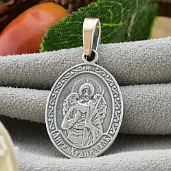 Серебряная иконка с золотом размер 29х16 мм вес 3.25 г